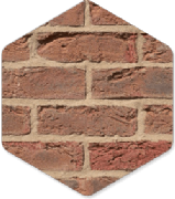 York Handmade Thirkleby 50mm Brick